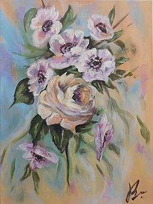 Obrazy - kvety1 - 9762229_