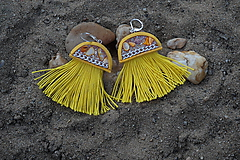 Žlté náušnice - Medúzy