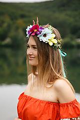 Ozdoby do vlasov - Čelenka VÍLA - 9761635_