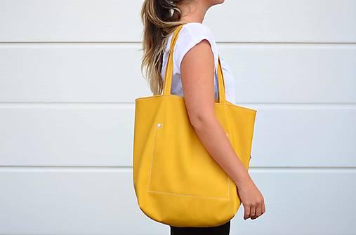 Veľké tašky - Ala (taška) kari - 9763638_