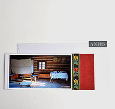 Papiernictvo - Pohľadnica - Slovenská izba - 9764167_