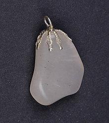 Iné šperky - Krištáľ chlorit p125 - 9763911_