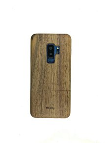 Na mobil - Drevený kryt MoCase na Samsung S9+ Orech - 9763661_