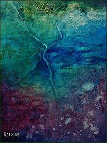 Obrazy - Letná búrka... - 9763656_