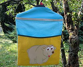 Textil - Maco- kapsár na ramienko - 9762710_