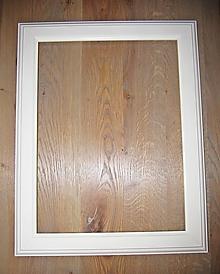 Rámiky - Biely rám 48 x 38 cm - 9767228_