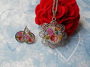 Sady šperkov - Maľovaný folklór IV. - 9766719_