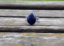 Lapis Lazuli prsteň