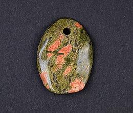 Minerály - Unakit p182 - 9765918_