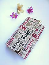 Peňaženky - Peňaženka- fashion - 9769889_