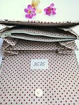 Peňaženky - Peňaženka- fashion - 9769891_