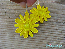 Margaréta...soutache (yellow)