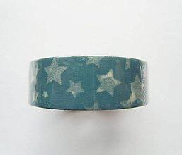 Papier - washi páska - hviezda, star, hviezdička - 9768260_