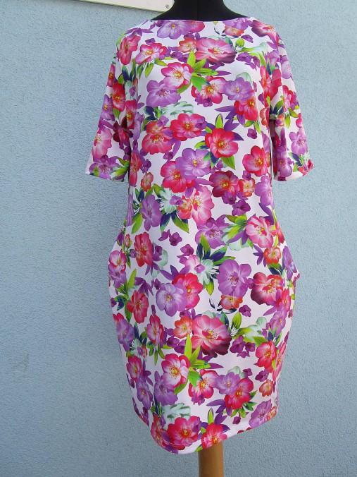 9bf64771e18f Dámske ležérne šaty   JAart - SAShE.sk - Handmade Šaty