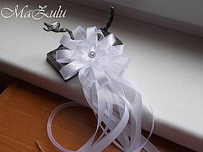 Pierka - svadobné pierko pre starejšieho - 9769399_