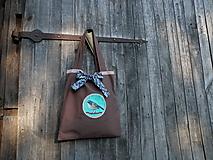 Veľké tašky - Vtáčkomilka- veľká nákupná taška - 9767944_