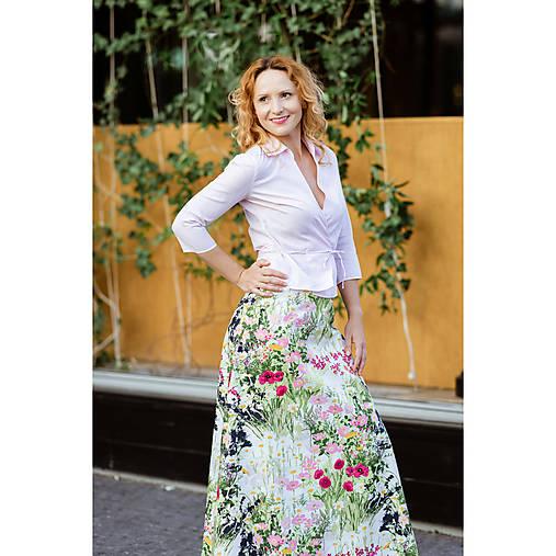 c715def5b4ee Dlhá elegantná sukňa