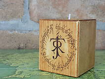 Svietidlá a sviečky - Svietnik - J.R.R. Tolkien - 9769064_