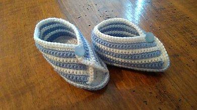 Topánočky - sandálky - 9773253_