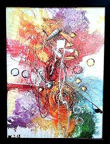 Obrazy - Abstrakt 1 - 9772856_