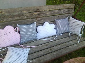 Textil - hniezdočko 190 cm - 9771946_