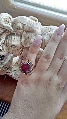 Prstene - Prsteň Valentina - 9771603_