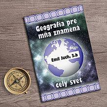 Papiernictvo - Školský zošit geografia (1) - 9772033_