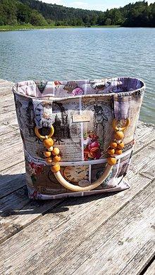 Veľké tašky - Taška pre Jarku - 9774536_
