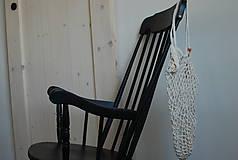 """Nákupné tašky - Nákupná sieťka """"F_05"""" (Biela) - 9776088_"""