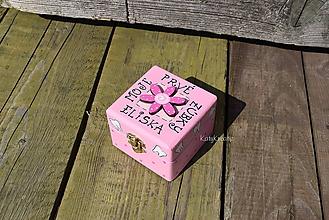 Krabičky - krabička na zúbky - 9774344_