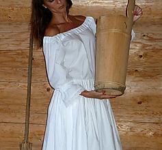 Košele - Košeľa dámska s krajkou - 9774880_