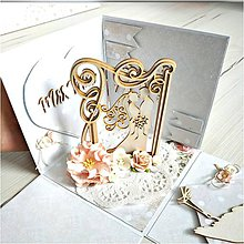 Papiernictvo - Krabička na peniaze - 9775031_