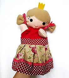 Hračky - Maňuška princezná - Terézia - 9775209_