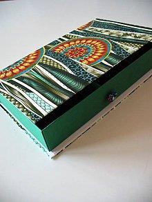 Krabičky - šperkovnica - 9774294_