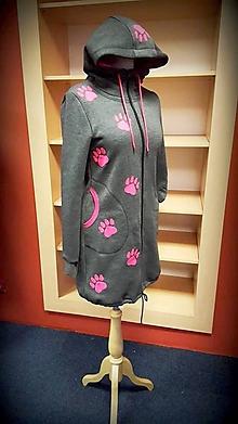 Mikiny - Dámska mikino bunda 2, vel. 50 - 56 - 9776222_
