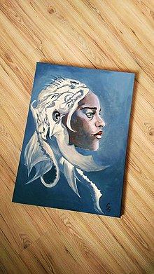 Obrazy - Daenerys Targaryen - 9774193_