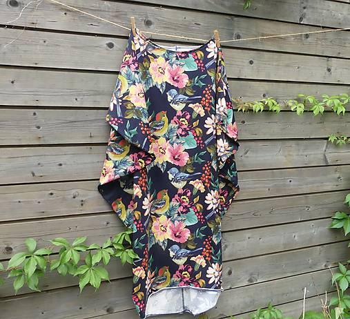 53a98da11d07 Maxi šaty - kvetované   NOVASTORY - SAShE.sk - Handmade Šaty