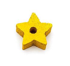 Materiál ručne robený - Hviezda - 9773899_