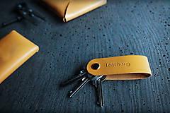 Kľúčenky - Klíčenka α & Ω Natural - 9773857_