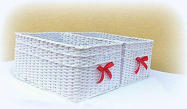 Košíky - Košík s otvorom na drobné hračky - 9774772_