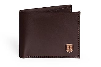 Peňaženky - Kožená peňaženka Brunn Slim Wallet - 9777031_