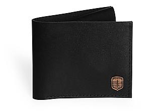 Peňaženky - Kožená peňaženka Nox Coins Wallet - 9777081_