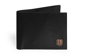 Peňaženky - Kožená peňaženka Nox Slim Wallet - 9777111_