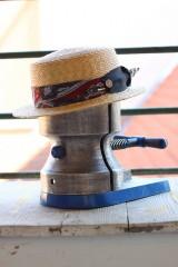 Čiapky - Letný slamený klobúk FREE unisex - 9776387_