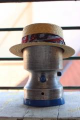 Čiapky - Letný slamený klobúk FREE unisex - 9776388_