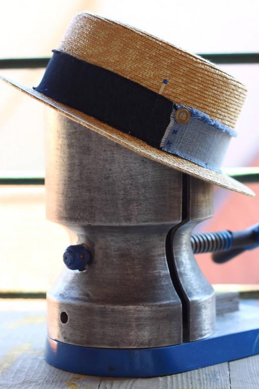 12924f05e Letný slamený klobúk FREE unisex / alatedesign - SAShE.sk - Handmade ...