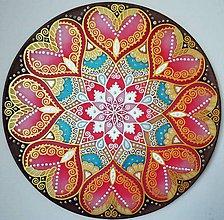 Dekorácie - Mandala Lásky - 9776678_