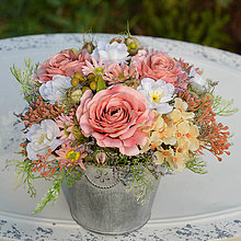 Dekorácie - Vintage dekorácia na stôl - 9778980_