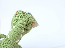 Hračky - krokodýl - 9777301_