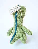 Hračky - krokodýl - 9777303_